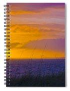 Bald Head Island Study 10 Spiral Notebook