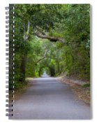 Bald Head Island Study 5 Spiral Notebook