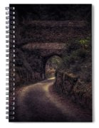 Balduinstein Castle_gateway Spiral Notebook