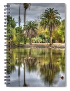 Baldwin Lake Spiral Notebook