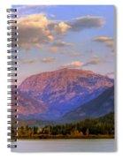 Baldy Shadow Mountain Lake Spiral Notebook