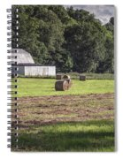 Bale-o-rama Spiral Notebook