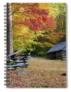 Bales Barn Spiral Notebook