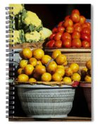 Bali Food Spiral Notebook