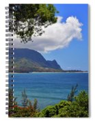 Bali Hai Hawaii Spiral Notebook