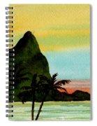 Bali Hi Kauai Spiral Notebook