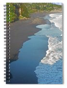 Bali Western Shore Spiral Notebook