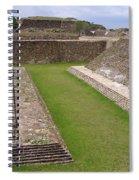 Ball Court Spiral Notebook