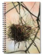 Ball Moss Spiral Notebook