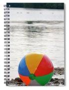 Ball Of Fun Spiral Notebook