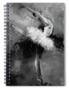 Ballerina 09912 Spiral Notebook