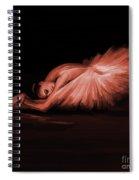 Ballerina Dance 11022 Spiral Notebook