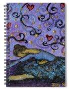 Ballet Magic Spiral Notebook