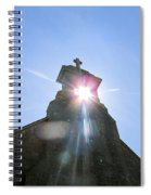 Ballinafad Blessing / Reflections Of The Light Through Time Spiral Notebook