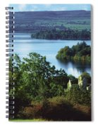 Ballindoon Abbey, Lough Arrow, County Spiral Notebook
