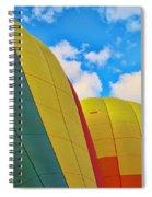 Balloon Fantasy 25 Spiral Notebook