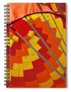 Balloon Fantasy 30 Spiral Notebook