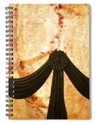Balloon Lamp Spiral Notebook