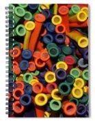 Balloons Spiral Notebook