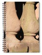 Ballusters Spiral Notebook