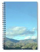Balsam Sun Spiral Notebook