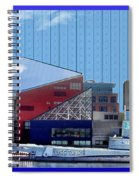 Baltimore Harbor Spiral Notebook