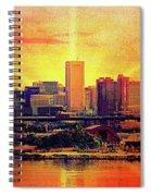 Baltimore Horizon Spiral Notebook