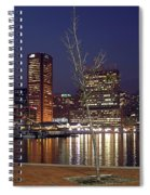 Baltimore Reflections Spiral Notebook