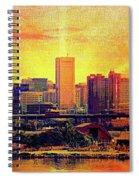 Baltimore Sunrise Spiral Notebook