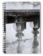 Balustrade Spiral Notebook