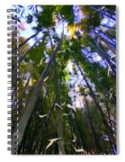 Bamboo Dreams #4 Spiral Notebook