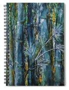 Bamboo Forest Spiral Notebook