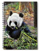 Bamboo Loving Spiral Notebook