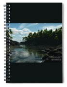 Banana River Spiral Notebook