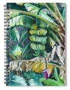 Bananas Spiral Notebook