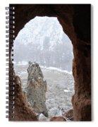 Bandelier Indian Ruins Spiral Notebook