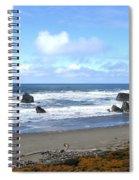Bandon 16 Spiral Notebook
