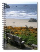 Bandon 6 Spiral Notebook