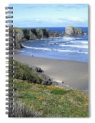 Bandon 8 Spiral Notebook