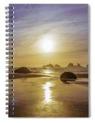 Bandon Glow Spiral Notebook