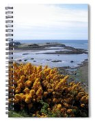 Bandon Harbor Entrance Spiral Notebook