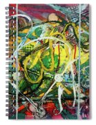 Bang It Out Spiral Notebook