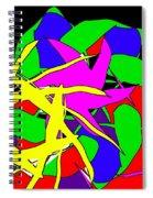 Bang Spiral Notebook