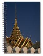 Bangkok Grand Palace Spiral Notebook