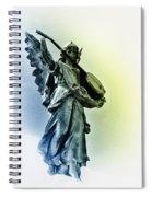 Banjo Heaven Spiral Notebook