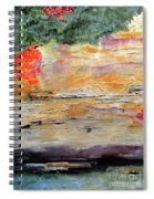 Bank Of The Gauley River Spiral Notebook