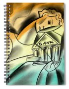 Banking Spiral Notebook