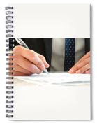 Bankruptcy Attorney Richmond Va Spiral Notebook