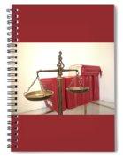Bankruptcy Lawyer Richmond Va Spiral Notebook