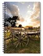 Bannack Montana Ghost Town Spiral Notebook